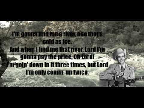Long Gone lonesome blues Hank Williams with Lyrics.