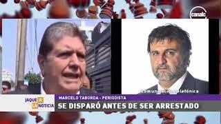 Marcelo Taborda | Periodista • Muerte del ex presidente de Perú, Alan García