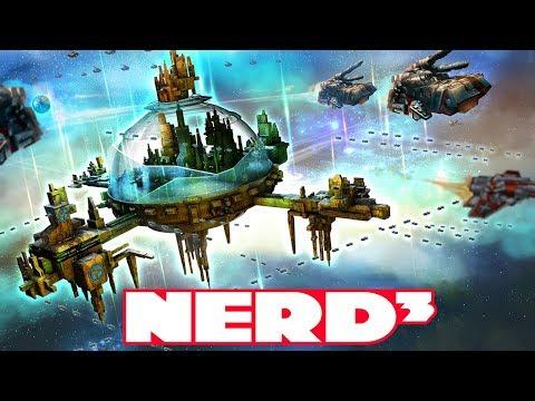 Nerd³ Recommends Star Realms - Deck Building In Spaaaaaaace