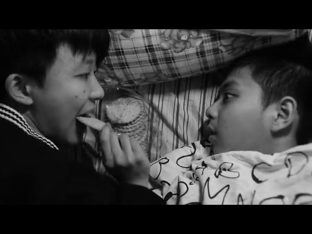 Biscuits Lover Tony Tian IB film
