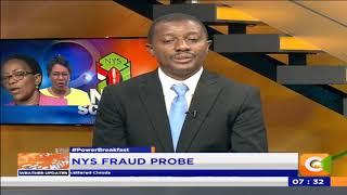 Power Breakfast:NYS fraud probe