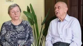 Wywiad z Panią Jadwigą i Panem Stanisławem Klientami FHDOM, którzy opowiadają o swoich pasjach