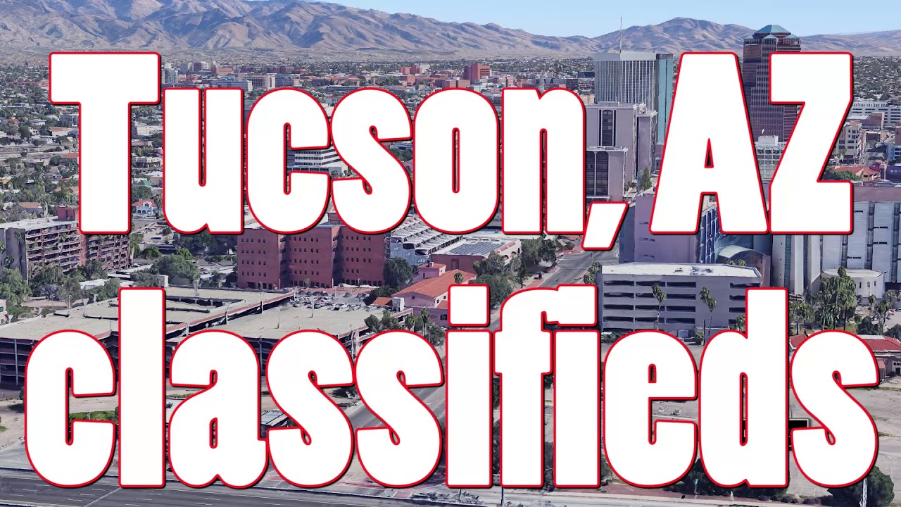 Craigslist personal classified ads Tucson Arizona - YouTube
