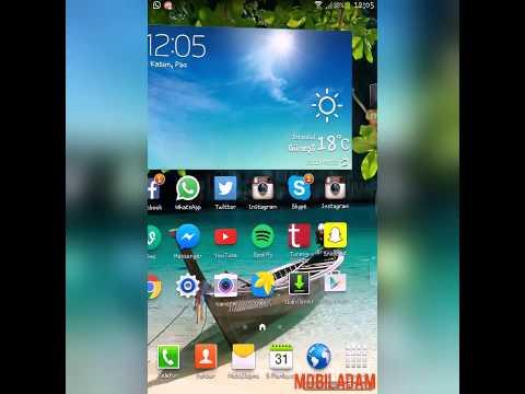 Mobil Cihazlarda PDF Açma