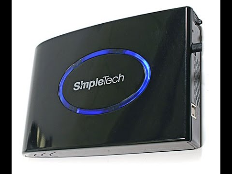 DRIVER FOR SIMPLETECH 500GB EXTERNAL HARD DRIVE