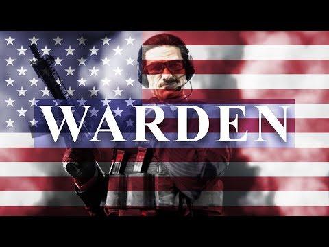 How to Play Warden (American Dad) | Gregor