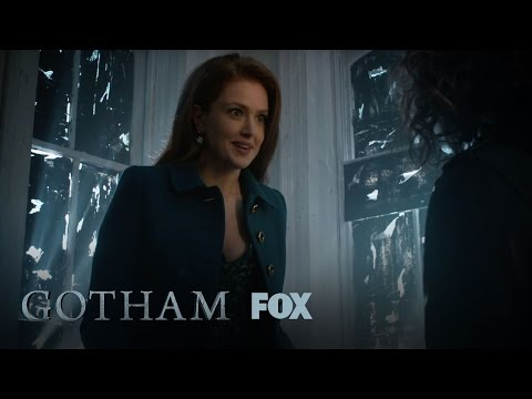 Ivy Reveals Her Identity To Selina And Bruce  Season 3 Ep. 9  GOTHAM