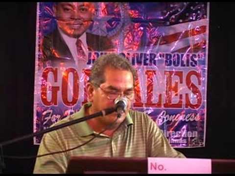 Ed Manibusan for John Bolis Gonzales US Congress 2008 Pt.4