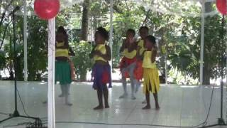 Haiti Dance Performance - Waka Waka