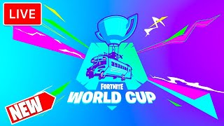 🔴 FORTNITE WORLD CUP: WEEK 2 FINALS[LIVE] 🔴