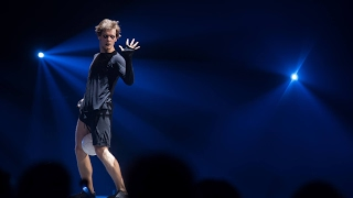 vladislav kostuchenko on 38th festival du cirque de demain in paris 2017