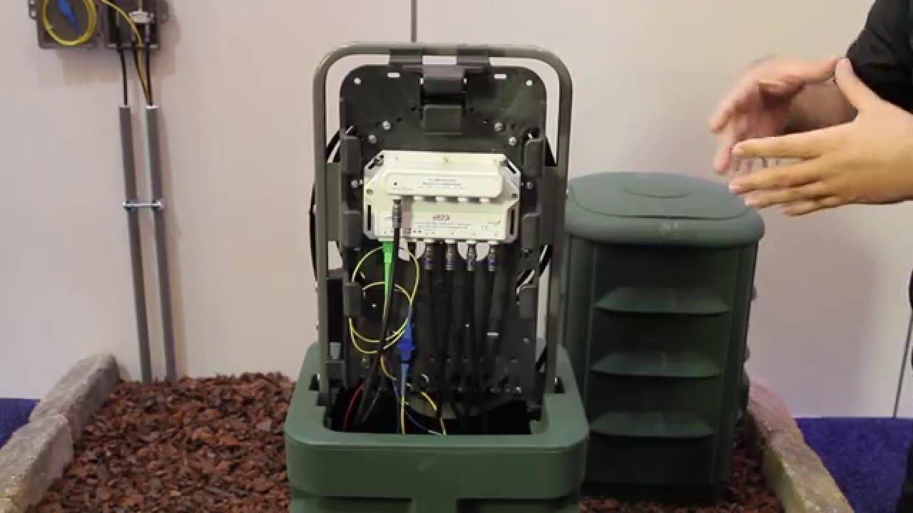 Pct Rfog Multiple Ports Mini Fiber Node Purpose And