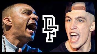 SHOTTY HORROH VS TONY D #MCRVSLDN | Don't Flop Rap Battle