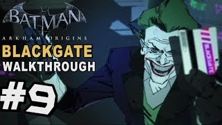 Batman Arkham Blackgate - Walkthrough Part 9 Joker Boss Fight