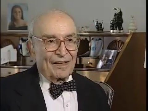 "Architect George M. White: Memories of Speaker ""Tip"" O"
