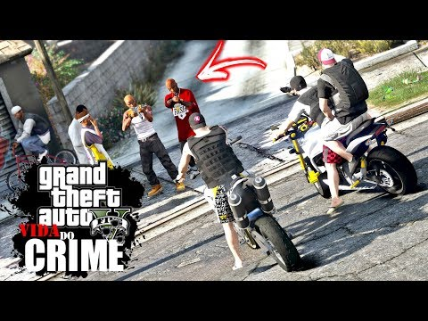 GTA V: VIDA DO CRIME | O BONDE AUMENTOU, RD e ALLISON me aju