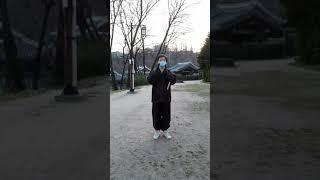 12. 사단법인 기천협회 전찬욱 총재의 일보일권  시연…