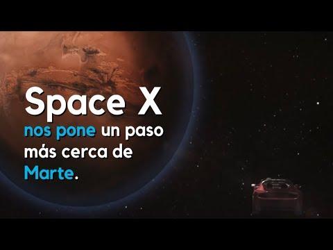 El histórico lanzamiento del Falcon Heavy pone a la humanidad un paso más cerca de Marte
