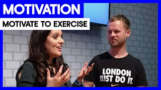 Motivation to Exercise  An Interview With Angelique Panagos At Live Well London