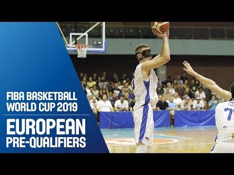 Bosnia & Herzegovina v Slovak Republic - Full Game - FIBA Basketball World Cup 2019 - Europ. Pre-Q
