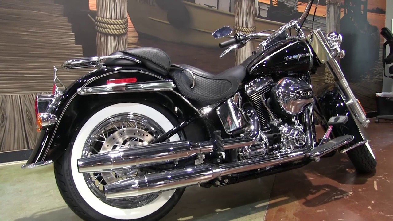 2017~2019 Harley Davidson Softail Deluxe Motorcycles For ...