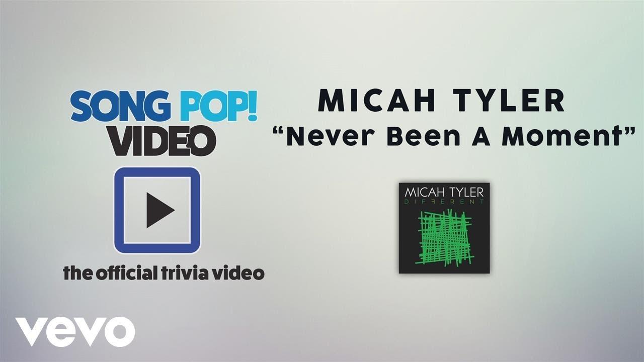 Micah Tyler - Never Been a Moment (Official Trivia Video)