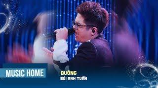 Buông (Live) - Bùi Anh Tuấn | Music Home | Bùi Anh Tuấn Official