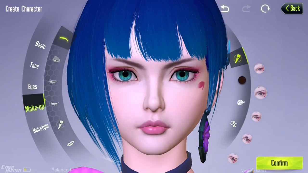 Image result for cyber hunter character