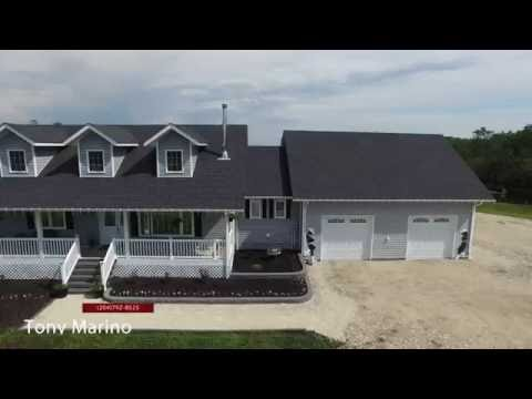 House For Sale - 23125 Centre Line Road, Dugald, Manitoba - Tony Marino