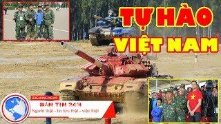 TIN MỚI _Việt Nam Vào Chung Kết Đua Xe Tăng Thế Giới 2019