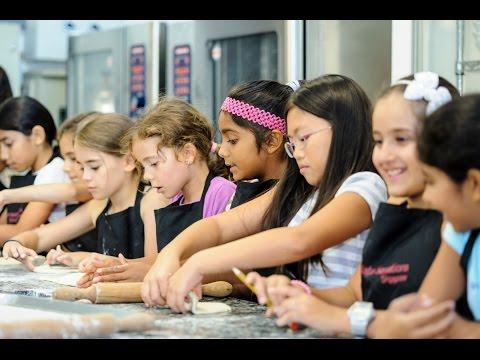 Children's Birthday Parties @ Palate Sensations Cooking School, Singapore