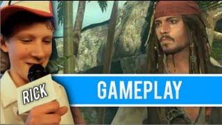 Fap Sparrow is BIJNA net zo awesome als Piet Piraat