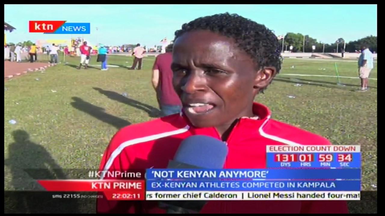 Ex-Kenyan athletes failed to clinch top spots during IAAF in Uganda