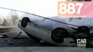 Car Crash Compilation 887 - March 2017