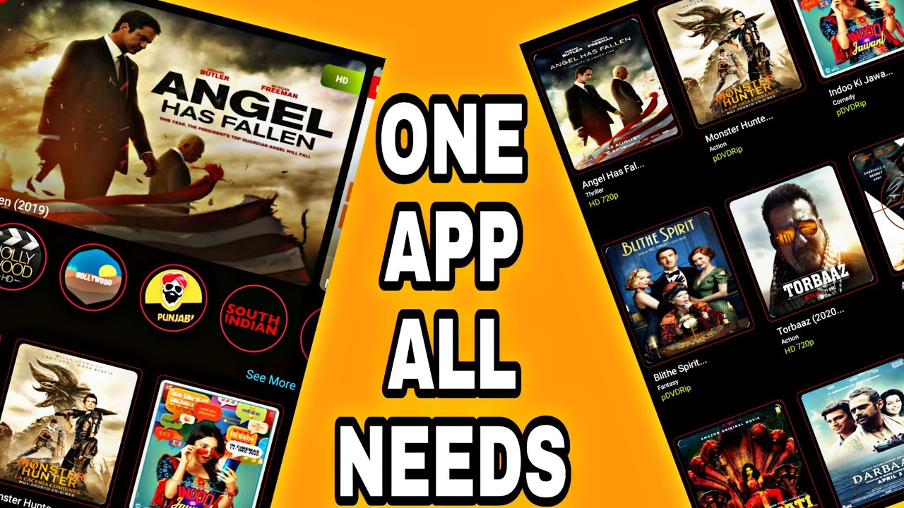 Download How to download any latest movie and web series using one app | The Techy Boy.