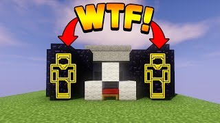 CRAZY MINECRAFT BED WARS TRAP TROLLING!
