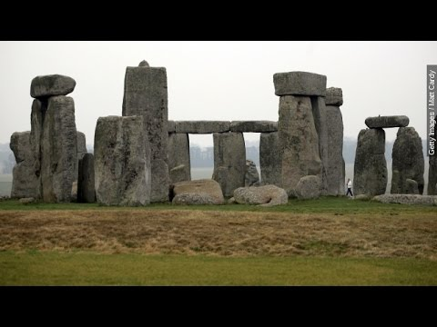Evidence Suggests Stonehenge Was Originally Erected In Wales - Newsy