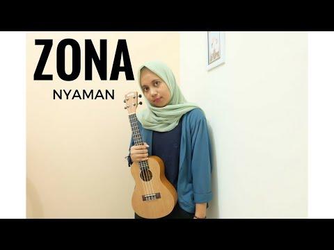 ZONA NYAMAN - FOURTWNTY (UKULELE) COVER