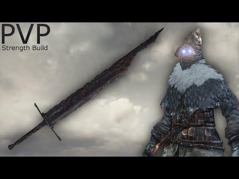 Dark Souls 3 - Gael's Greatsword PvP