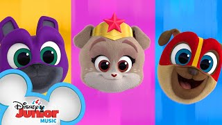 Make It Right | Music Video | Puppy Dog Pals | Disney Junior