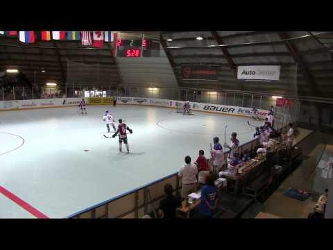 IIHF Inline Hockey WC: Great Britain - Latvia