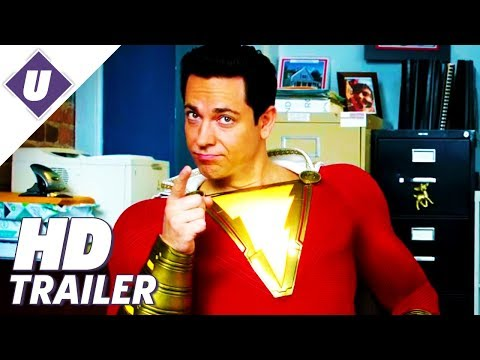 Shazam - Official Teaser Trailer