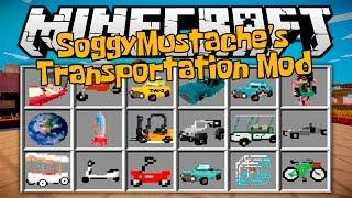 MODS MINECRAFT - VIAJA ALREDEDOR DEL MUNDO CON CARROS, MOTOS, HELICOPTEROS Y BICICLETAS