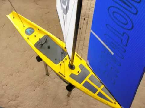 Phantom Rc Sailboat Winch System Modified Doovi