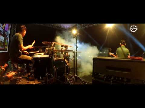 Preman Buronan | Tony Q Rastafara | AG Drum Cam