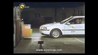 Euro NCAP _ Volvo S80 _ 2000 _ Crash test