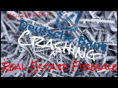 Deutschebank Shares Slide As Major Chinese Financiers Begin US Real Estate Firesale!
