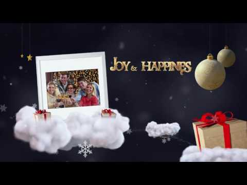 One Wish Christmas Bundle Template FREE After effects file DOWNLOAD