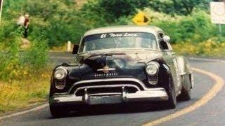 "1950 Olds, La Carrera Panamericana ""LA BUFA"""