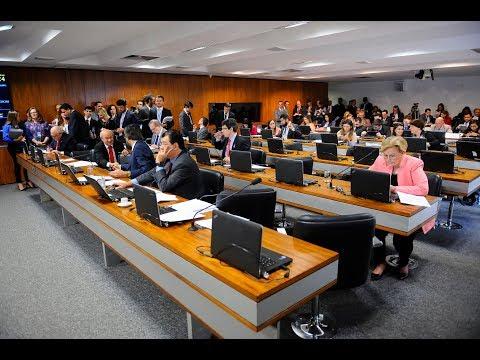 CCJ - Comissão de Constituição e Justiça - 04/10/2017